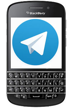 Telegram для BlackBerry