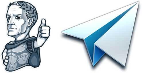 Как добавить стикеры в Telegram