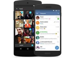Telegram на Android