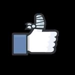 """Коллекция стикеров """"Facebook Likes"""" для Telegram"""