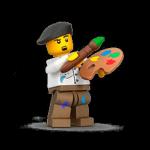 Стикеры для telegram lego