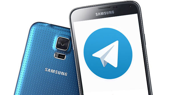 Telegram для Samsung