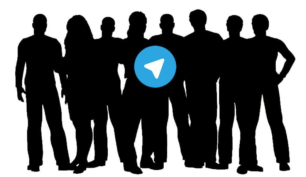 Группы в Telegram