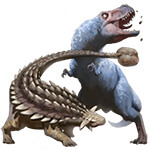 """Набор стикеров """"Динозавры"""" для Telegram"""