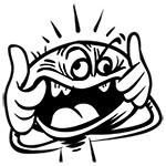 """Набор стикеров """"Rudy by soap"""" для Telegram"""