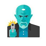Набор стикеров «Во все тяжкие» для Телеграмм