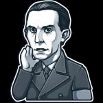 Набор стикеров «Злодеи» для Telegram