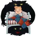 """Коллекция стикеров """"Буу"""" для Telegram"""