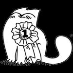 Набор стикеров «Кот Саймона»