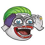 Коллекция стикеров «Лягушка Pepe» для Telegram