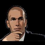 Набор стикеров «Реал Мадрид»