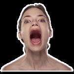 Набор стикеров «Эмоции»