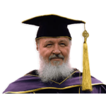 Набор стикеров «Патриарх Кирилл»
